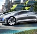 Mercedes Benz F015 Luxury in Motion 4